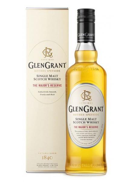 Glen Grant Whisky Majors Reserve Speyside