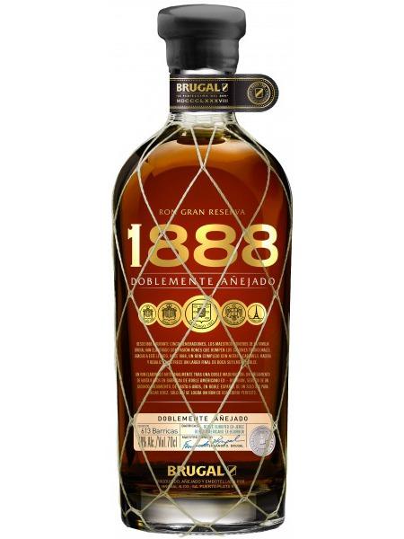 Brugal Rum 1888