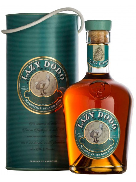 Lazy Dodo Rum Single Estate Mauritius