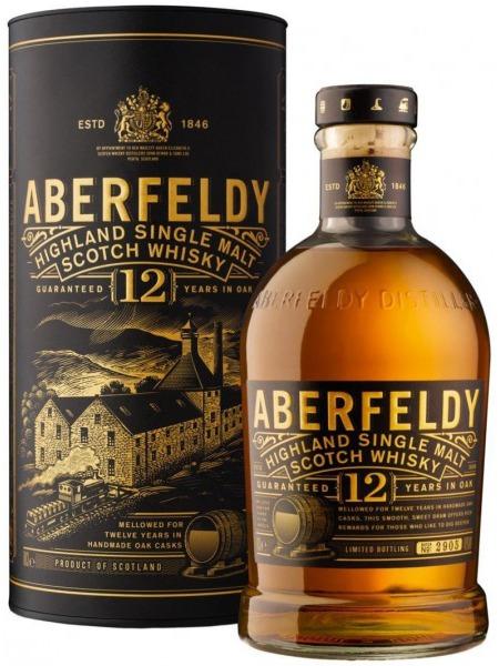 Aberfeldy Whisky 12yo Highland