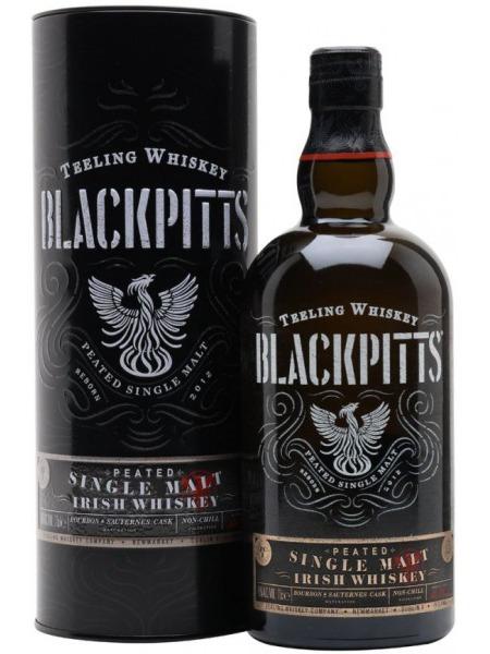Teeling Whisky Blackpitts Peated Ireland