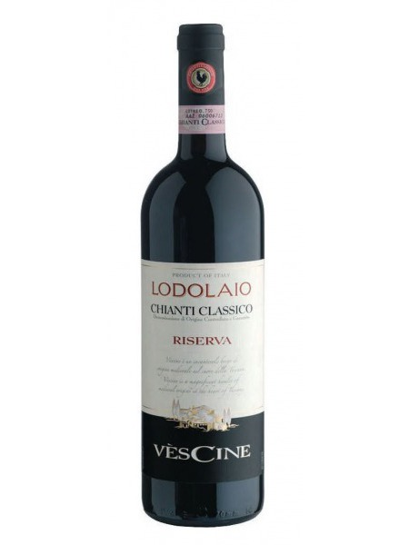 Vescine Chianti Classico Riserva Lodolaio 2014