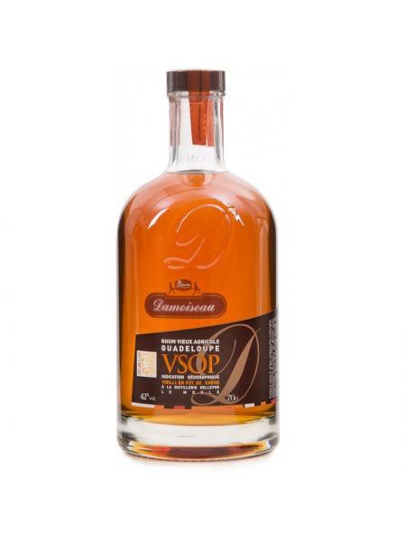 Damoiseau Rum VSOP Guadeloupe