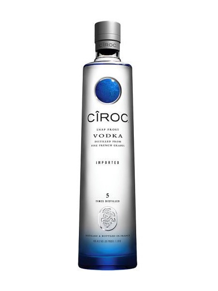Ciroc Vodka Ciroc France