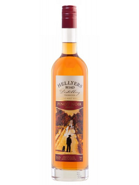 Hellyers Road Whisky Pinot Noir Finish Tasmania