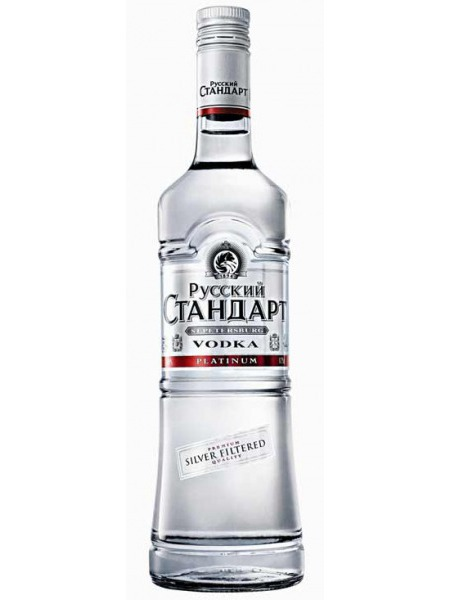 Russian Standard Vodka Platinum Russia 0,05l mini